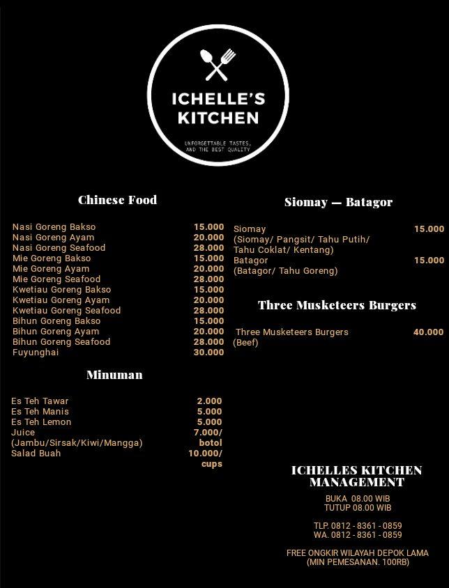 ICHELLE's Kitchen